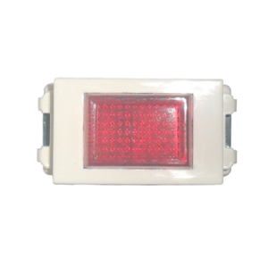 đèn báo màu đỏ